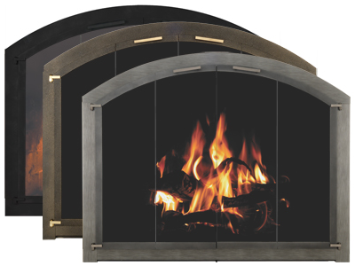Fireplace Doors Fireplace By Design Omaha Ne